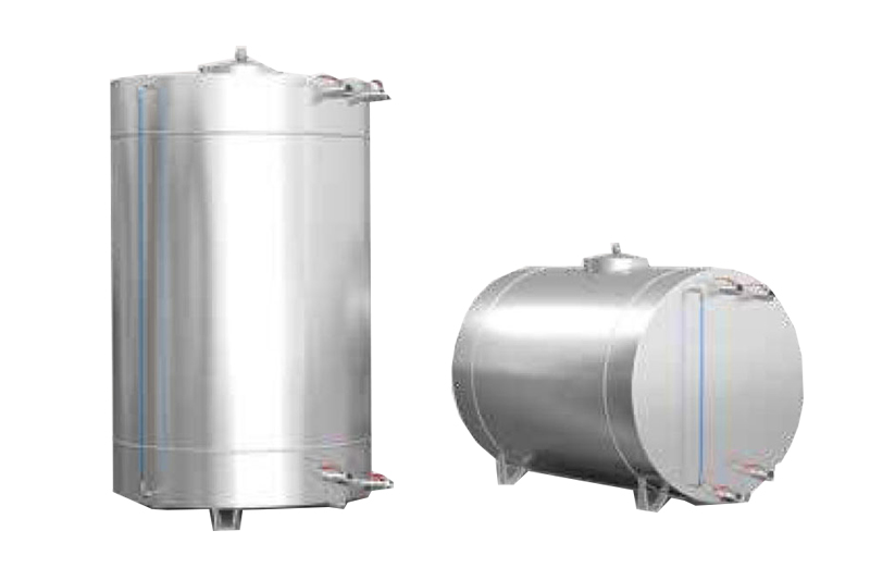 Cylindrical Welded Water Tanks